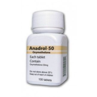 Anadrol-50 by Meditech 50mg x 100 tabs