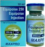 Equipoise 250 by Maxpro 250mg/ml x 10ml vial