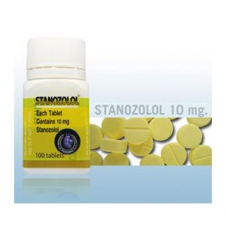 Stanozolol by LA Pharma 10mg x 100 tablets