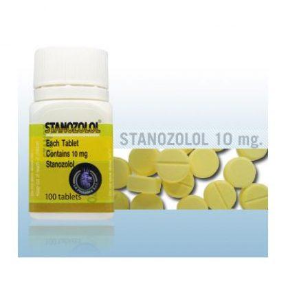 Stanozolol by LA Pharma 10mg x 100 tablets