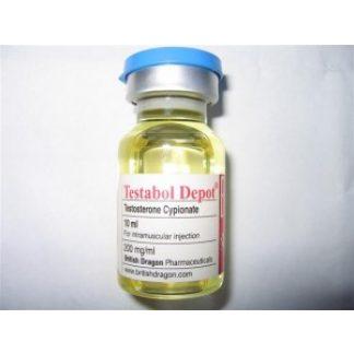 Testabol Depot by British Dragon 200mg/ml 10ml
