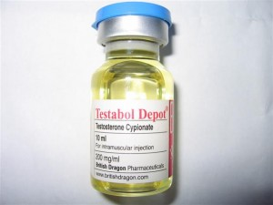 Testabol Depot by British Dragon 200mg/ml 10ml