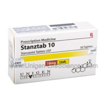 Stanztab 10 by Unigen Life Sciences 10mg x 50 tablets