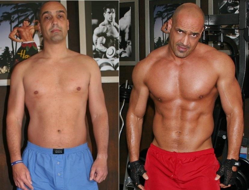 фото до и после курса гормона роста подобный вопрос больше