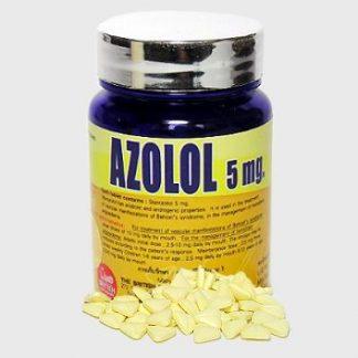 Azolol by British Dispensary 5mg x 400 tablets