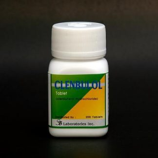 Clenbuterol by SB Labs 20mcg x 200 tablets