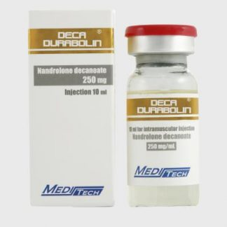 Deca Durabolin by Meditech Pharma 250mg/ml in 10ml vial