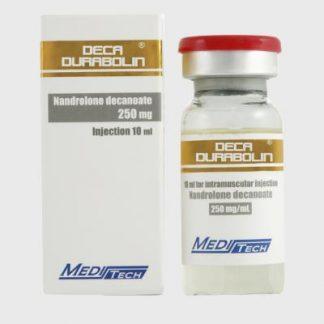 Deca Durabolin by Meditech Pharma 250mg/ml in 10ml vial