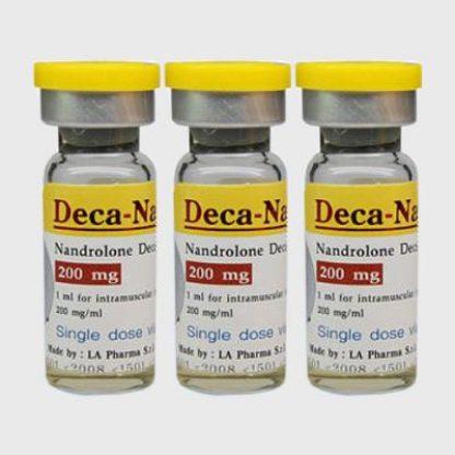 Deca Nan by LA Pharma 200mg/ml x 3 vials