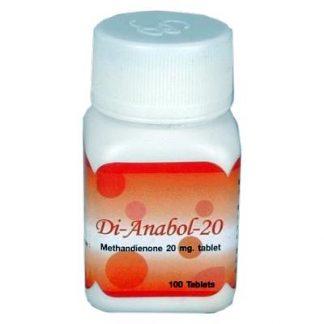 Di-Anabol-20 by SB Labs 20mg x 100 tablets