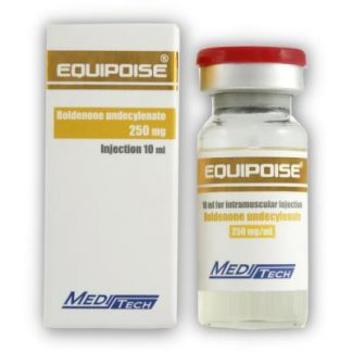 Equipoise by Meditech Pharma 250mg/ml in 10ml vial