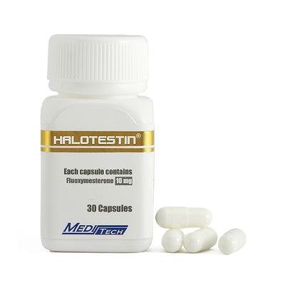 Halotestin by Meditech Pharma 20mg x 30 capsules