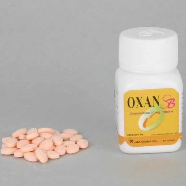 Oxan SB by SB Labs 10mg x 50 tablets