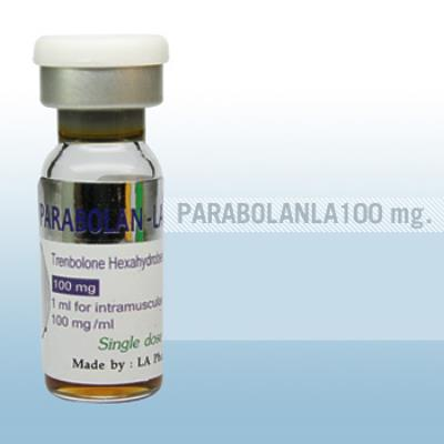 Parabolan LA by LA Pharma 100mg/ml in 1 ml vial
