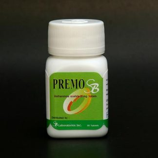 Premo SB by SB Labs 25mg x 30 tablets