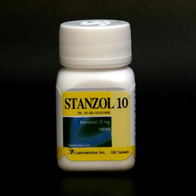 Stanzol 10 by SB Labs 10mg x 100 tablets