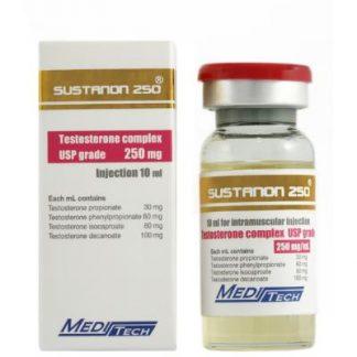 Sustanon 250 by Meditech Pharma 250mg/ml in 10ml vial