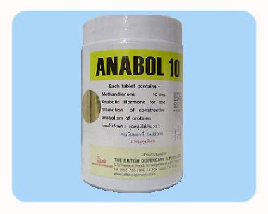 anabol steroid injection