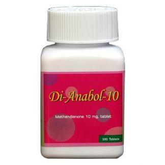 Di-Anabol-10 by SB Labs 10mg x 500 tablets