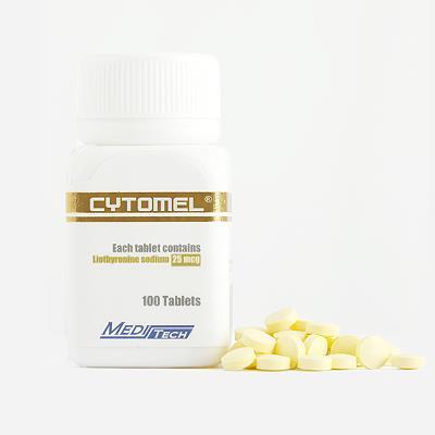 Order fat burning steroid MediTech Cytomel from Ararat